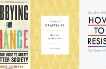 Three books signal new interest in social action