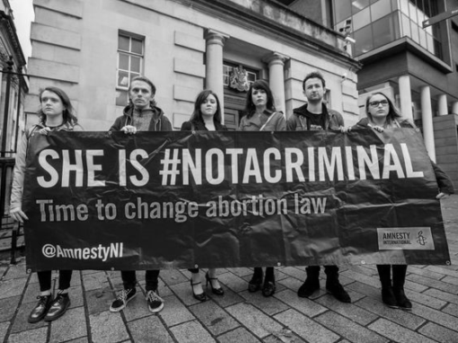 It's Time: abortion rights campaign for Northern Ireland