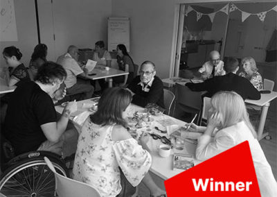 we-care: winner